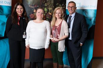 Community Award: NICU Parent Advisory Committee