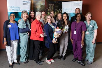 Excellence Award: General Surgery/Gastroenterology/Plastics (16CCN) team