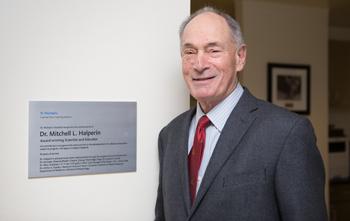 Dr. Mitchell Halperin